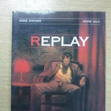 Cómics: REPLAY (ASTIBERRI). Lote 35790788