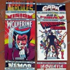 Cómics: COLECCIÓN EXTRA SUPERHEROES - COMPLETA - EDICIONES FORUM 1983. Lote 35856459