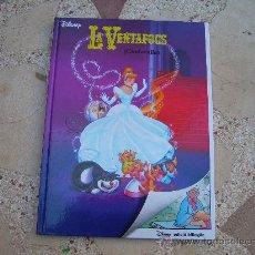 Cómics: LLIBRE-COMIC DISNEY EDICIÓ BILINGÜE CATALÀ- ANGLÈS: LA VENTAFOCS (CINDERELLA). Lote 105846078