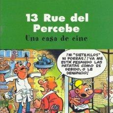 Cómics: SUPERCÓMICS 13 RUE DEL PERCEBE: UNA CASA DE CINE. Lote 35903683