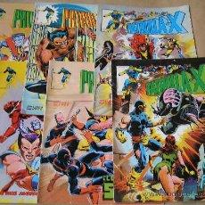 Cómics: PATRULLA X NºS 1 2 3 4 5 6 COMPLETA - ED SURCO AÑO 1983. Lote 35907572