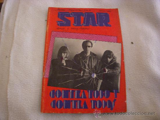 STAR Nº 26, COMIX Y PRENSA MARGINAL (Tebeos y Comics - Comics otras Editoriales Actuales)