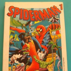 Cómics: SPIDERMAN Nº 1 GRANDES HEROES BIBLIOTECA EL MUNDO COMICS DE MARVEL. Lote 36035434