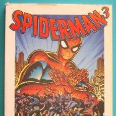 Cómics: GRANDES HEROES DEL COMIC, EL MUNDO - MARVEL, Nº 3, SPIDERMAN 3. Lote 36035525