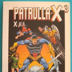 Cómics: GRANDES HEROES DEL COMIC, EL MUNDO - MARVEL, Nº 10, X-MEN, PATRULLA-X 3. Lote 36035660