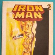 Cómics: GRANDES HEROES DEL COMIC EL MUNDO MARVEL Nº 19, IRON MAN 3. Lote 36035836