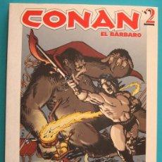 Cómics: GRANDES HEROES DEL COMIC, EL MUNDO - MARVEL, Nº 24, CONAN 2. Lote 36035884