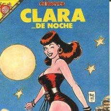 Cómics: EL JUEVES - CLARA DE NOCHE (TODOS 1ª EPOCA, DESCATALOGADOS). Lote 36038112