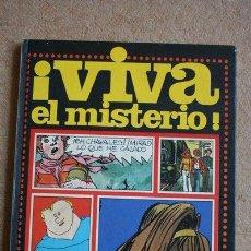 Cómics: ¡VIVA EL MISTERIO! 1979. ESCO.. Lote 36056038