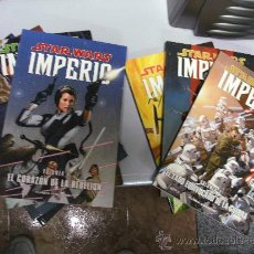 Cómics: STAR WARS : IMPERIO ¡¡ COMPLETA 7 NUMEROS !! PLANETA. Lote 11296991