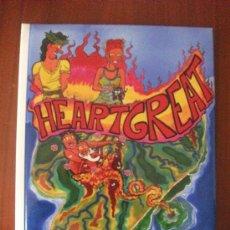 Cómics: HEARTGREAT EDICIONES EL ULTIMO PETALO. Lote 36310991