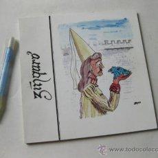 Cómics - ZINGARO LIBRILLO DE CHISTES ILUSTRADOS - 1988 - 36534502