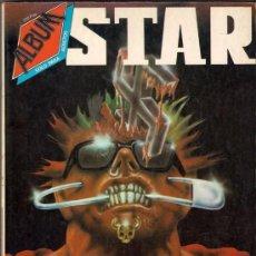 Cómics: ALBUM STAR Nº 14 INCLUYE REVISTAS NºS. 44,45 Y 46. PRODUCCIONES EDITORIALES. Lote 36430803