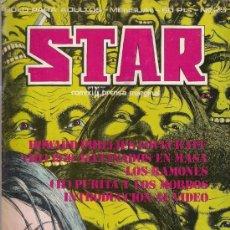 Cómics: REVISTA STAR. COMIX Y PRENSA MARGINAL. Nº 25. Lote 36434494
