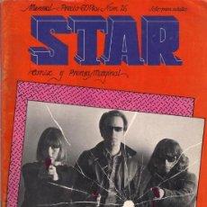 Cómics: REVISTA STAR. COMIX Y PRENSA MARGINAL. Nº 26. Lote 36434708