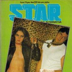 Cómics: REVISTA STAR. COMIX Y PRENSA MARGINAL. Nº 33. Lote 36434799