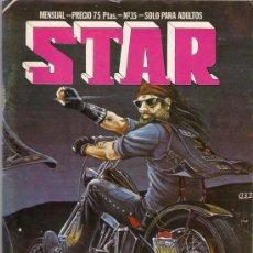 Cómics: REVISTA STAR. COMIX Y PRENSA MARGINAL. Nº 35. Lote 36434816