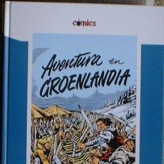 Cómics: CAPITÁN TRUENO - AVENTURA EN GROENLANDIA. - COMICS EL PAIS Nº 10 2005. Lote 36442127