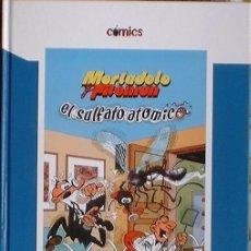 Cómics: MORTADELO Y FILEMÓN - EL SULFATO ATÓMICO. - COMICS EL PAIS Nº 3 2005. Lote 36442217