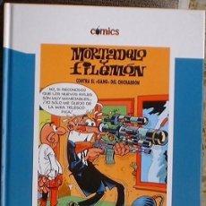 Cómics: MORTADELO Y FILEMÓN - CONTRA EL GANG DEL CHICHARRÓN. - COMICS EL PAIS Nº 14 2005. Lote 36442253