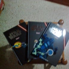 Cómics: COLECCIONABLE STAR WARS. TOMOS 1, 2 Y 3. Lote 36481866