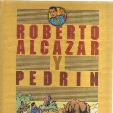 Cómics: ROBERTO ALCÁZAR Y PEDRÍN LOTES 5 TOMOS, EDICIONES BRUCH) EL N,1,3,4,5 Y 6. Lote 44639144