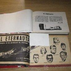 Comics: EL ETERNAUTA DE OESTERHELD Y SOLANO LOPEZ-EDICIONES EMILIO RODRIGUEZ. Lote 36622138