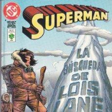 Cómics: SUPERMAN ,LA BUSQUEDA DE LOIS LANE . Lote 36708259