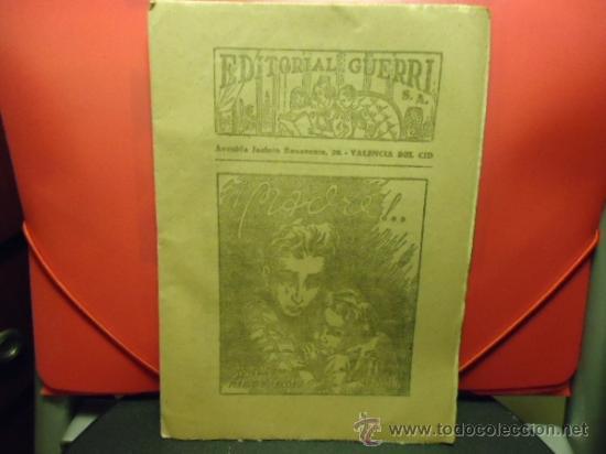 Cómics: gigantesco lote de revistas novelas epoca comics, madre editorial guerri s.a novela 387 ejemplares - Foto 7 - 36776927