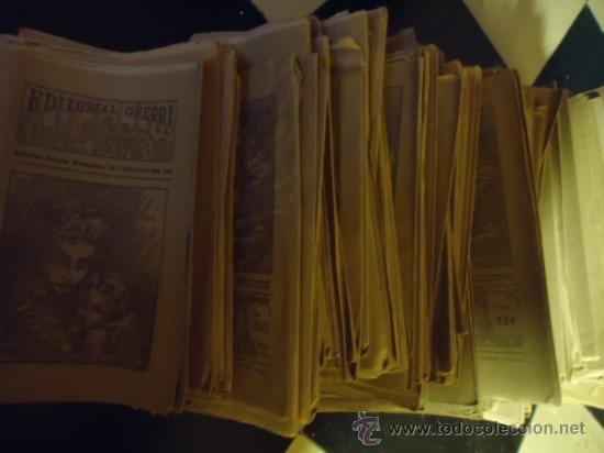 Cómics: gigantesco lote de revistas novelas epoca comics, madre editorial guerri s.a novela 387 ejemplares - Foto 6 - 36776927