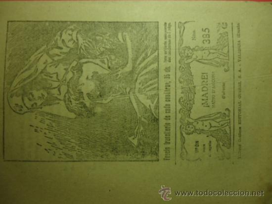 Cómics: gigantesco lote de revistas novelas epoca comics, madre editorial guerri s.a novela 387 ejemplares - Foto 3 - 36776927