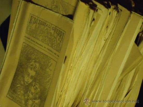 Cómics: gigantesco lote de revistas novelas epoca comics, madre editorial guerri s.a novela 387 ejemplares - Foto 2 - 36776927