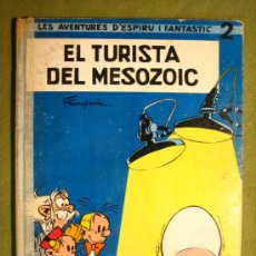 Cómics: LAS AVENTURES D´ ESPIRU ( SPIROU ) Y FANTASTIC Nº 2 - 1ª EDICION JAIMES LIBROS -1965 EN CATALAN. Lote 36863879