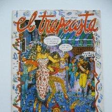 Cómics: COMIC EL TRAPECISTA. ROCK COMIX Nº4. AÑO 1976. BARCELONA. EDIPRESS.. Lote 36950142