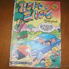Cómics: ZIPI Y ZAPE SEMANAL NUMERO 356 . Lote 36967632