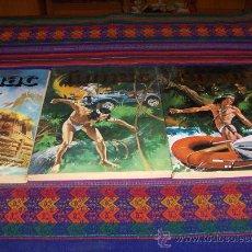 Fumetti: TUMAC RETAPADOS Nº 1, 2 Y 3. DALMAU SOCIAS 1979. BUEN ESTADO.. Lote 36981610