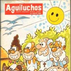 Cómics: TEBEOS-COMICS GOYO - AGUILUCHOS 411 - REVISTA CON HISTORIETAS - 68 PAGS. *AA99. Lote 37057638