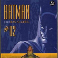 Cómics: TEBEOS-COMICS GOYO - BATMAN - LA SAGA DE RAS AL GHUL - TOMO 2 - PLANETA ***XX99. Lote 37058107