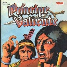 Cómics: EL PRINCIPE VALIENTE. EDICION HISTORICA. Nº 48. EDICIONES B.. Lote 37136683
