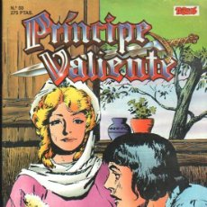 Cómics: EL PRINCIPE VALIENTE. EDICION HISTORICA. Nº 50. EDICIONES B.. Lote 37136762