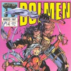 Cómics: DOLMEN 14, 1997 ESPECIAL JIM LEE, AQUAMAN, HEROES REBORN, DANGER UNLIMITED.... Lote 37140597