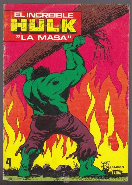 El Increible Hulk La Masa Cuaderno Para Colorear Sin Uso Publicaciones Laida