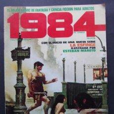 Comics - revista 1984 comic para adultos numero 5 - 37165405