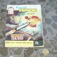Cómics: RUTAS DEL ESPACIO. Nº 2: REBELIÓN EN VENUS. EXCLUSIVAS FERMA.. Lote 37242448