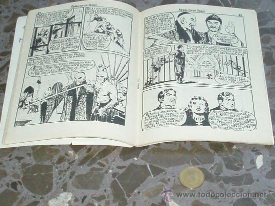 Cómics: RUTAS DEL ESPACIO. Nº 2: REBELIÓN EN VENUS. EXCLUSIVAS FERMA. - Foto 3 - 37242448