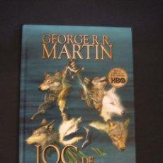 Cómics: JOC DE TRONS - GEORGE R.R. MARTIN - ESTRELLA POLAR - EN CATALÀ - . Lote 37382084