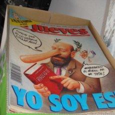 Cómics: LOTE DE 210 COMICS EL JUEVES. AÑO 1987 A 1995. INCLUYE EXTRAS Y ESPECIALES.. Lote 37405987