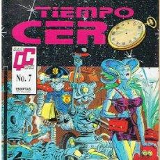 Cómics: COMIC TIEMPO CERO Nº 7. Lote 162620098