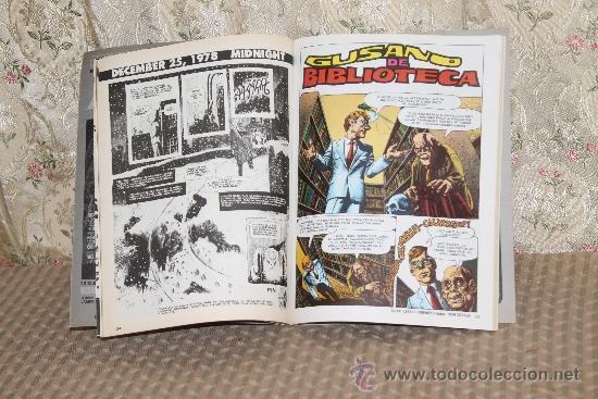 Cómics: 3319-LOTE DE 6 COMICS PARA ADULTOS. VARIOS TITULOS Y EDITORIALES AÑOS 80 VER DESCRIPCION. - Foto 5 - 37545636