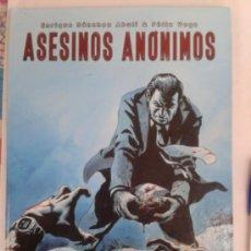Cómics: ASESINOS ANONIMOS --ESPECIAL BD -PLANETA AGOSTINI 2005. Lote 37902790